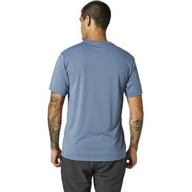 Fox Apex SS Tech Tee Men matte blue